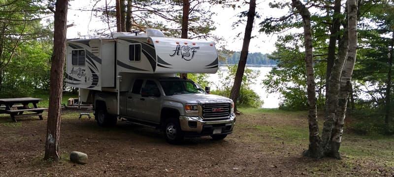 Fish Creek Ponds NY Camping