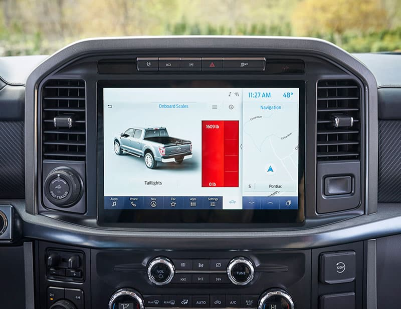 Ford Scales Infotainment Scale 1