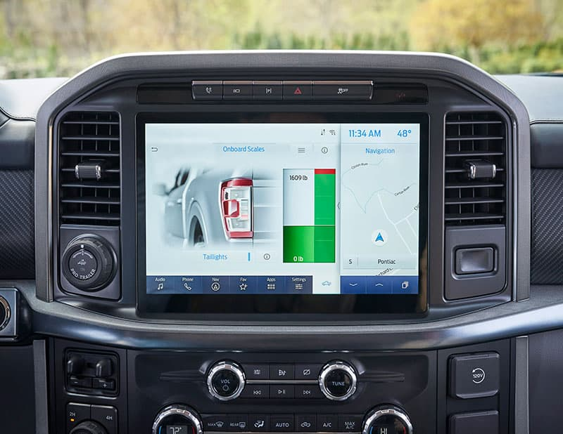 Ford Scales Infotainment Scale 2