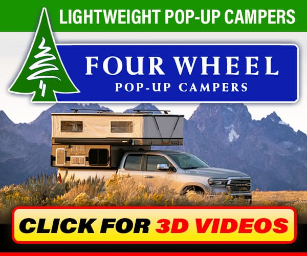 Four Wheel Camper