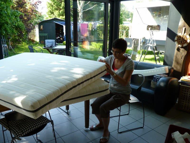 Ikea Mattress For Camper