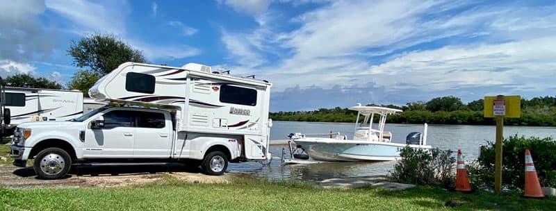 Indian Mound Fish Camp, Oakhill, Florida