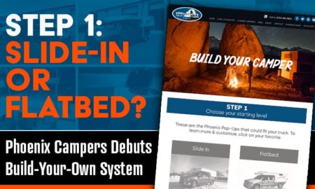 Phoenix Campers Build Your Own