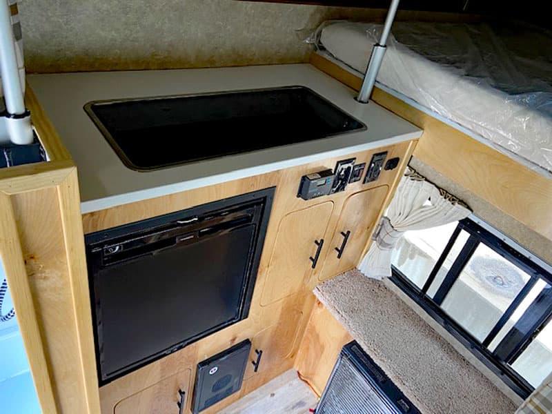 Phoenix L2 Short Bed Camper