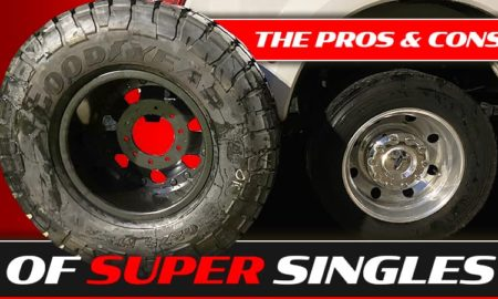 Pros and Cons of Super Single Tires
