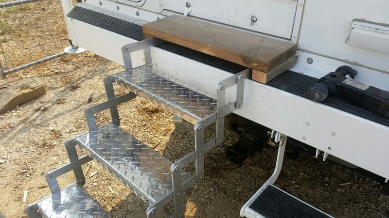 Simple Steps For Bumper wood top block