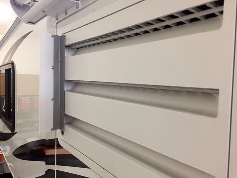 Slide Out Fridge Cooling 1