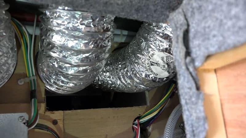 Fresh Air Return Furnace Ducting