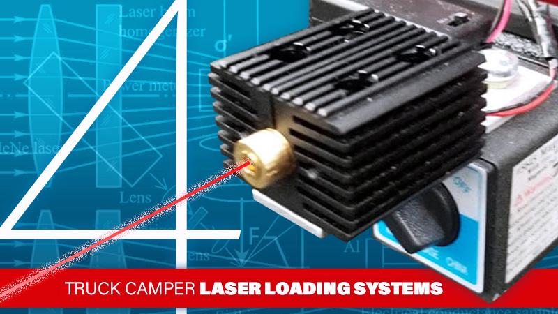 Laser Loaders For Truck Campers