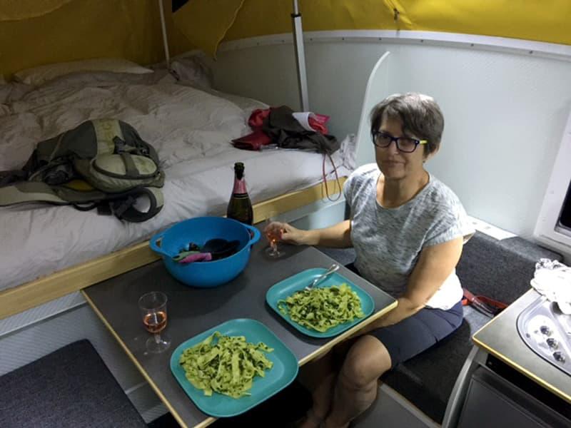 Active Camper Vantage Dinette