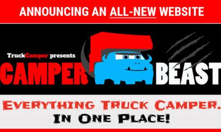 Announcing Camper Beast new Website