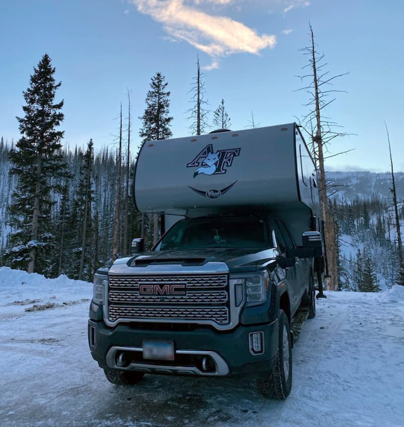 Arctic Fox 990 Cold Weather Camping