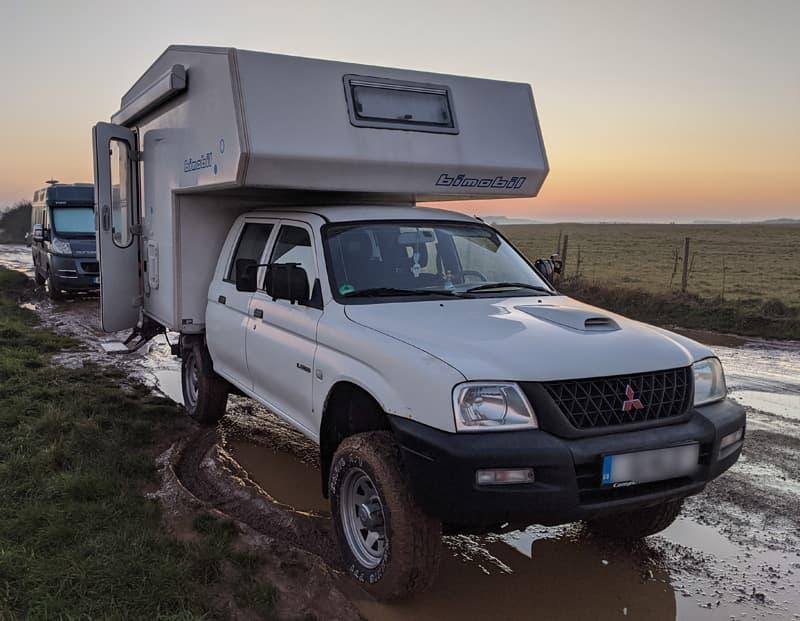 Bimobil Demountable Camper