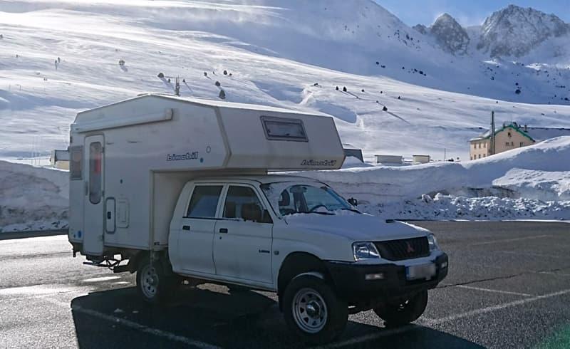 Bimobil Truck Camper