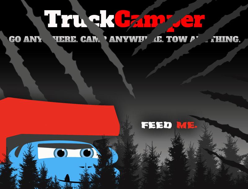 Camper Beast Feed Me