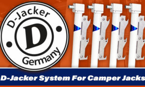 D Jacker System For Truck Campers