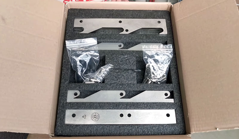 D Jacker System Packaging