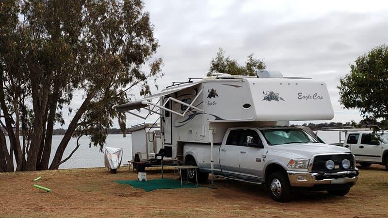 Eagle Cap Camper In Australia