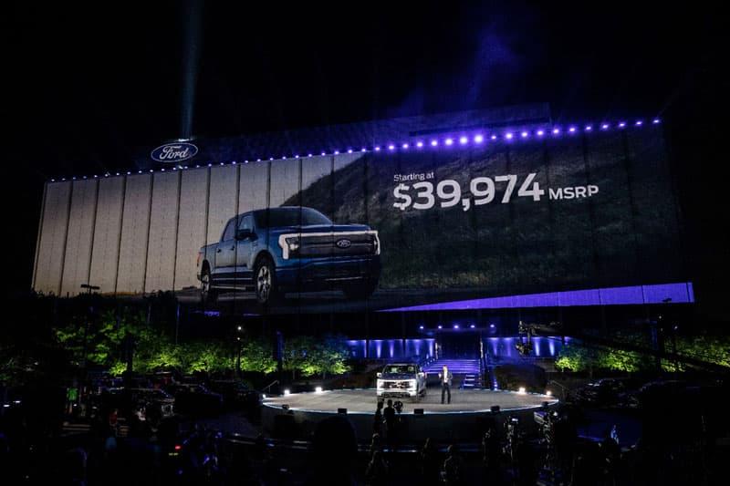 Ford Lightning Truck Price