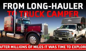From Long Hauler To Truck Camper