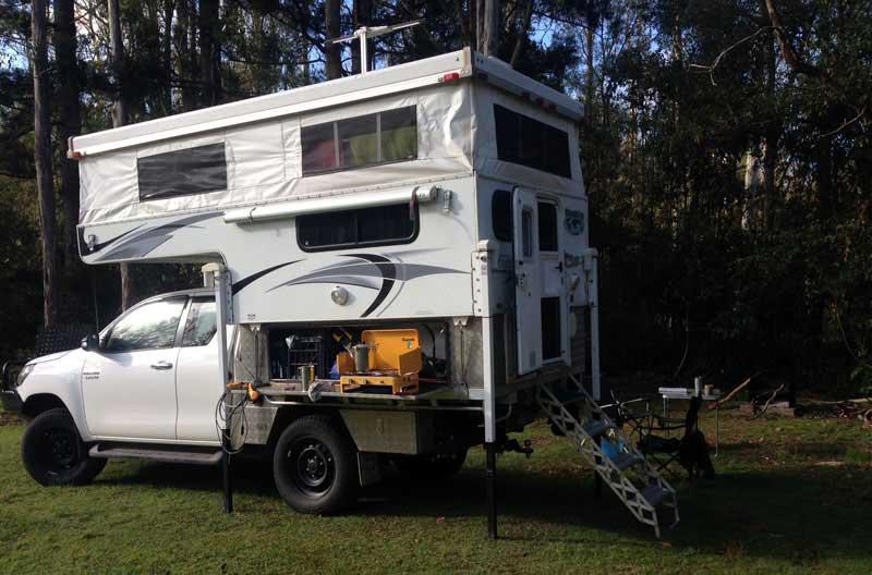 Full Time Australia Northstar Camper