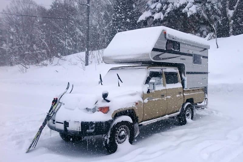 YMS Mystic J Cabin L in Japan