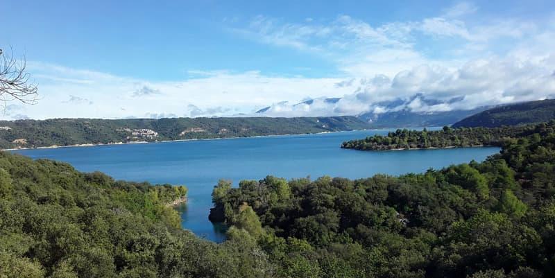 Lac De Sainte Croix, France