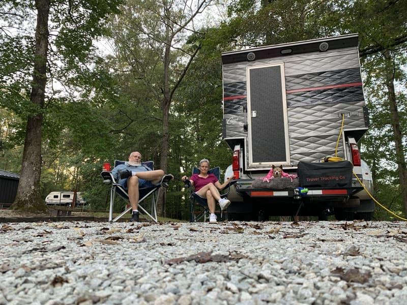 Natchez State Park Tennessee