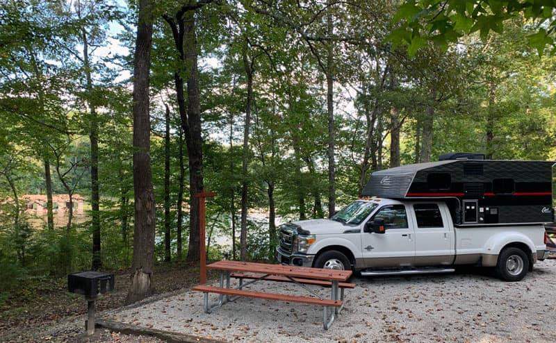 Natchez Trace State Park, Wildersville, Tennessee