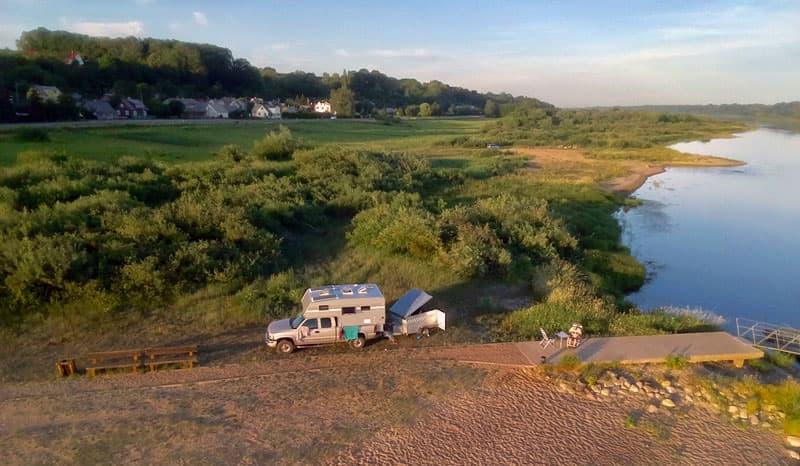 Nordstar Truck Camper In Germany