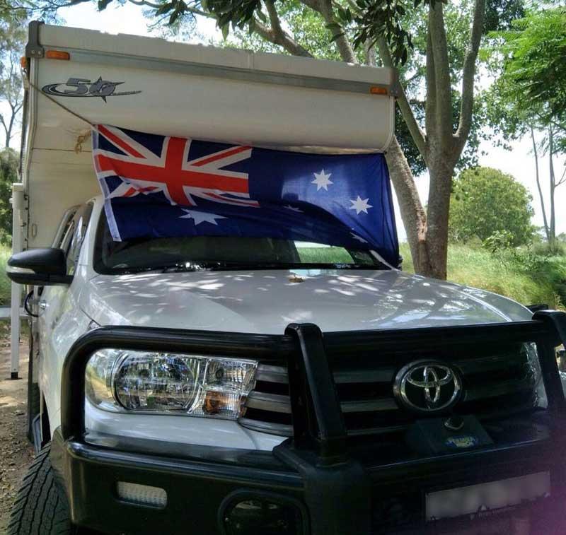 Northstar Australia Flag