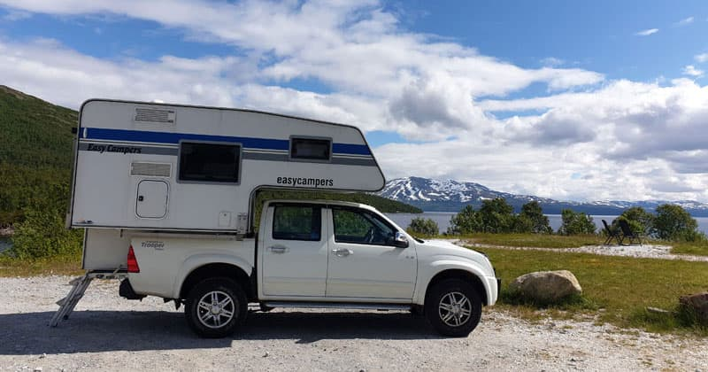 Rossvatnet, Norway