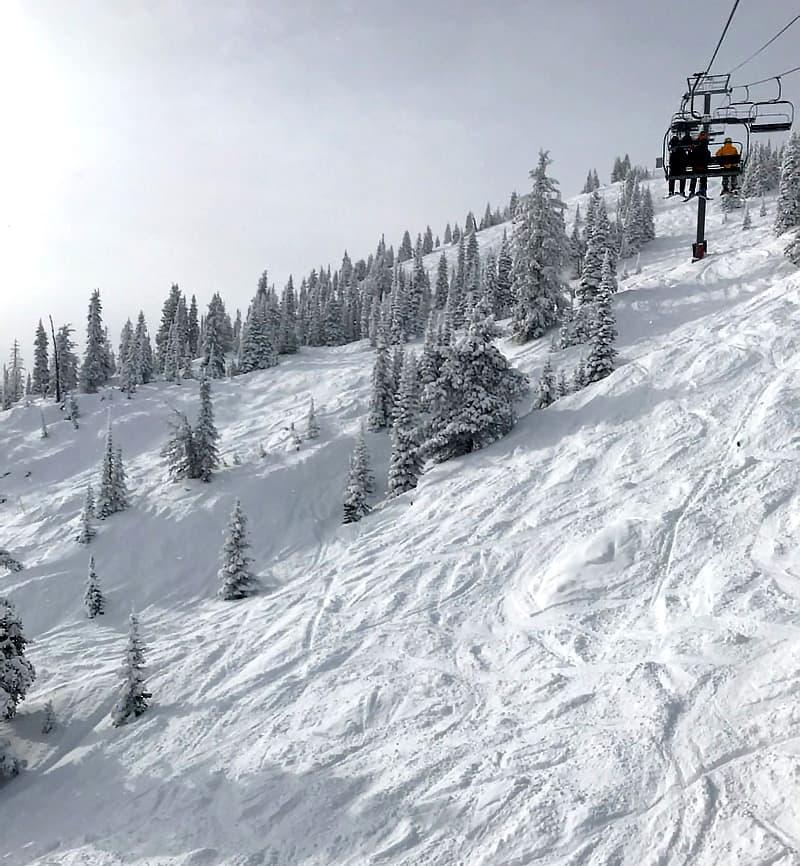 Ski Lift Operation During Covid