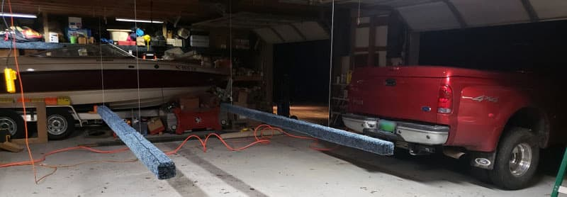 Tonneau Cover Bars To Lift In Garage