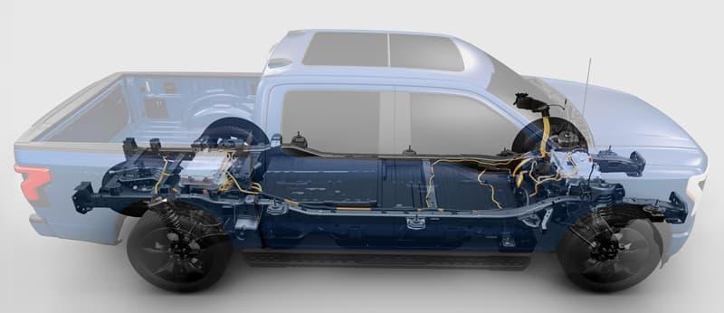 Under Ford Lightning Shell