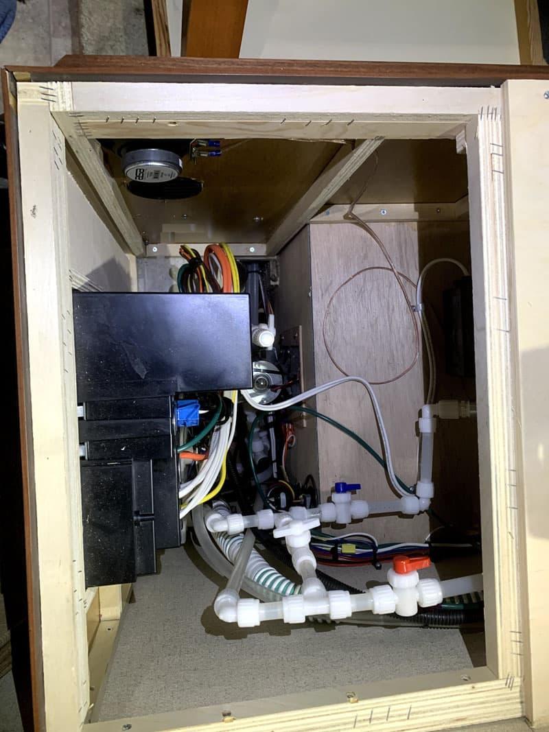 Under Seat Storage 2