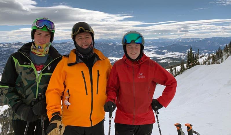 Wild Mountain Ski Resort Minnesota