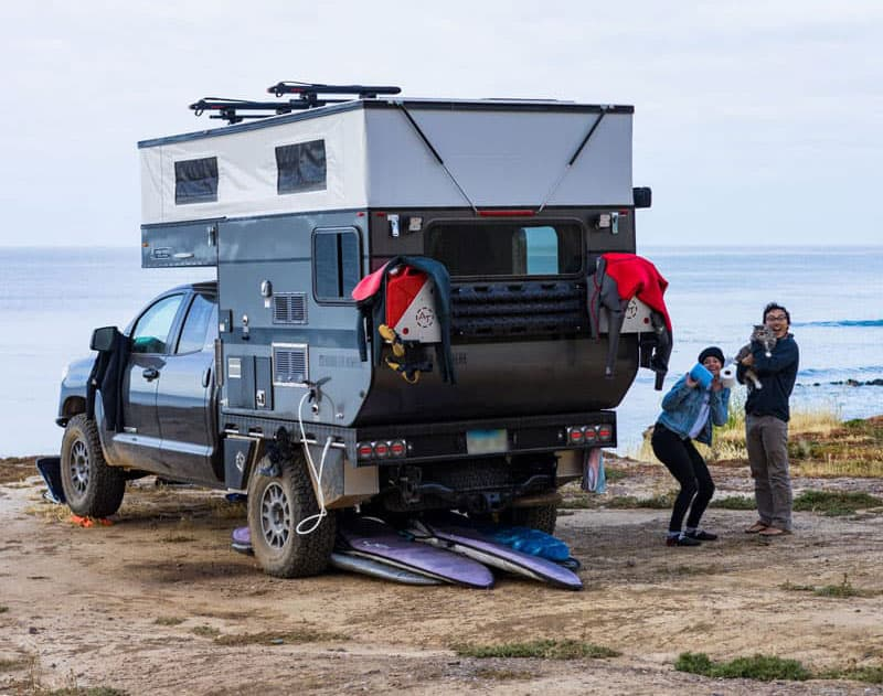Boondocking By The Ocean Bound For Nowhere