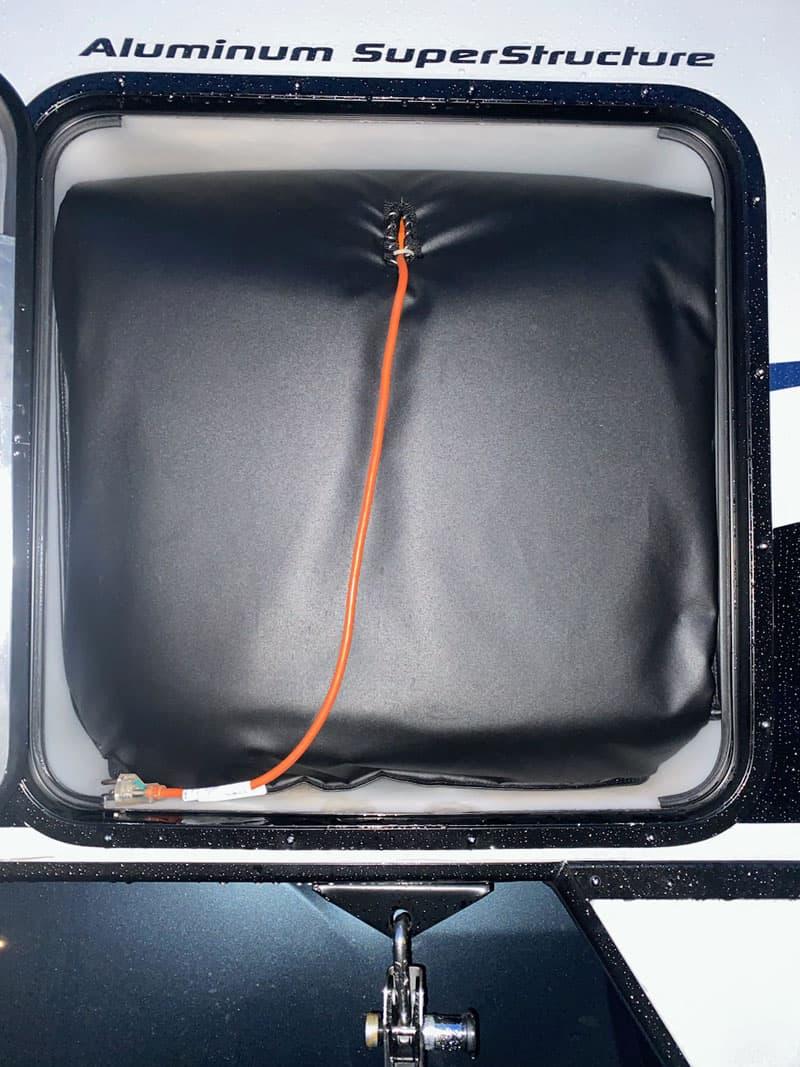Propane Heating Blanket RV