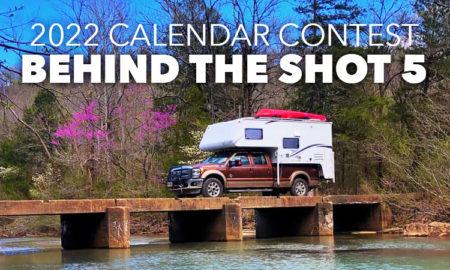 Truck Camper Calendar Contest Entry 5