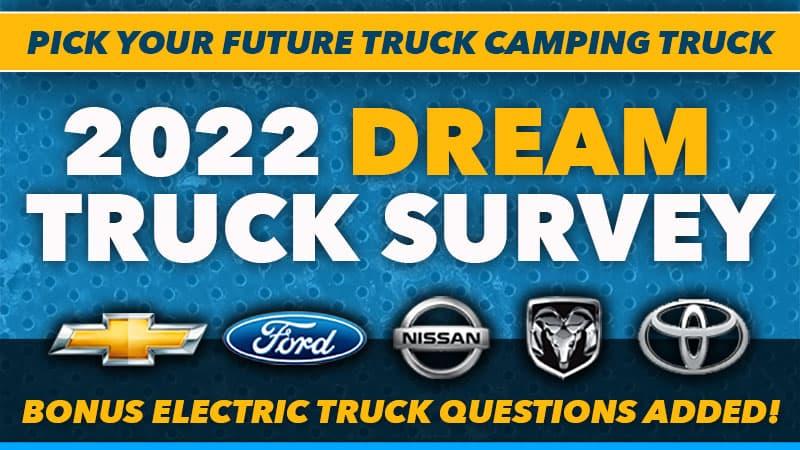 2022 Dream Truck Survey