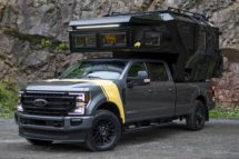LOKI Basecamp Camper and Ford Truck Exterior for Truck Camper Buyers Guide