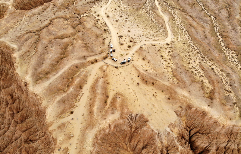 FWC Rally From Above