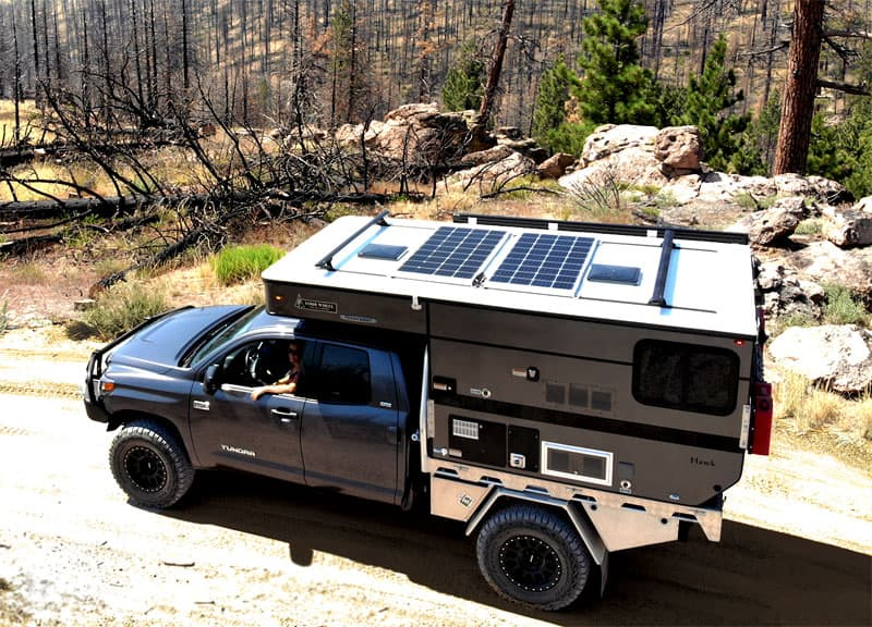 FWC Off Road Two Solar Panels