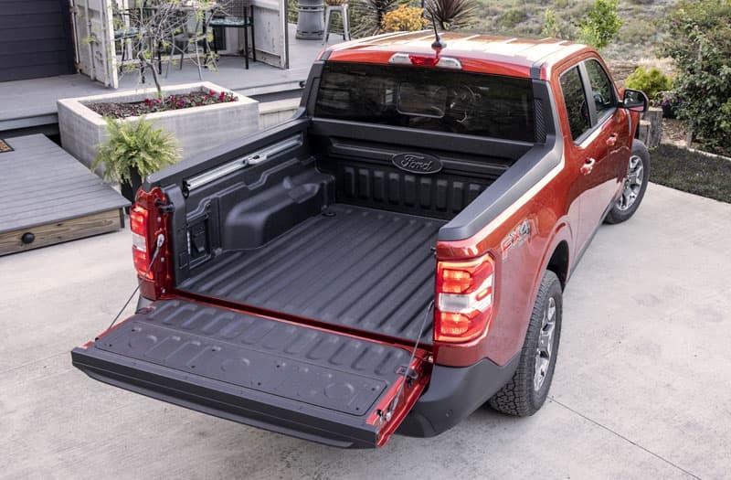 Ford Maverick Short Bed