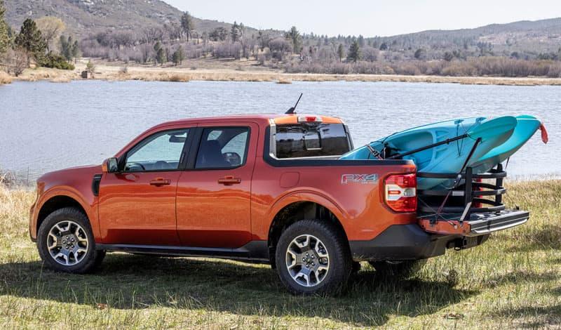 Ford Maverick 2L EcoBoost AWD Lariat 10