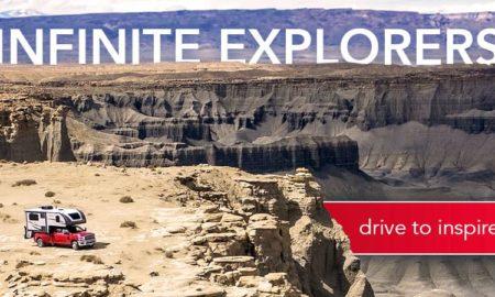 Infinite Explorers Drive To Inspire