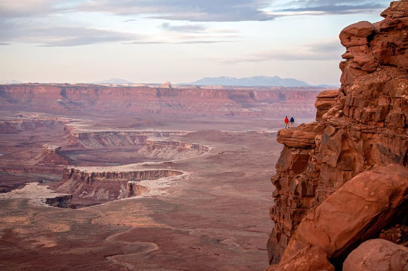 Canyonlands Picture Taken By Remote Control