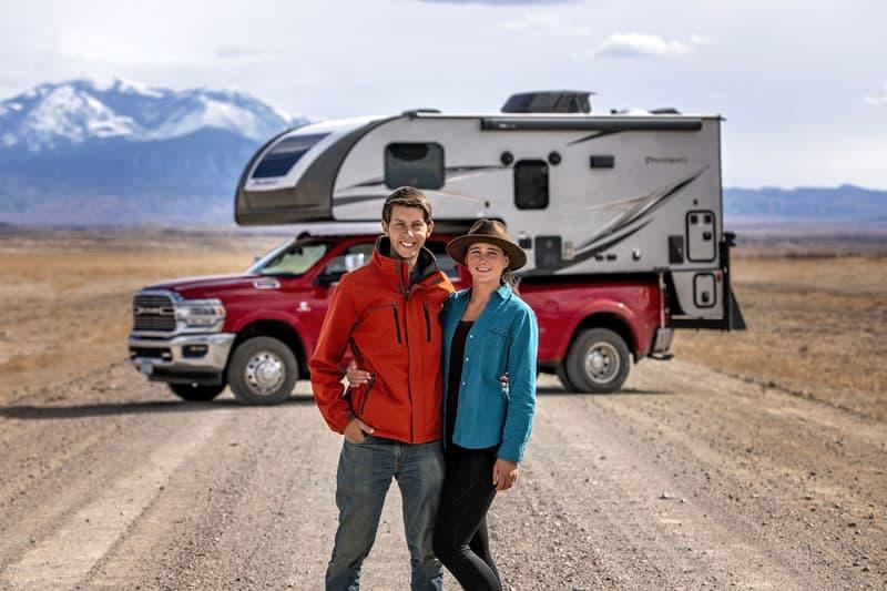 Infinite Explorers, Matt and Sarah