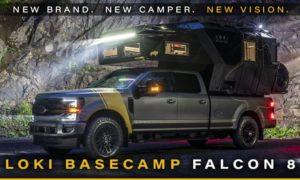 LOKI Basecamp Falcon 8 Camper